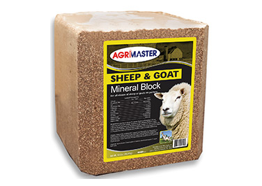 Agrimaster Sheep and Goat Mineral Block