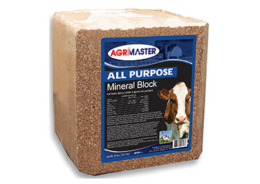 Agrimaster All Purpose Mineral Block