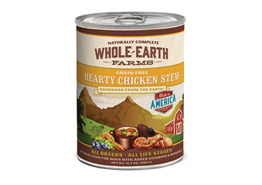 Whole Earth Farms® Wet Dog Food