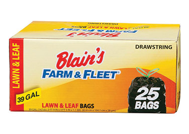 Farm & Fleet Lawn & Leaf Bags