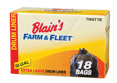 Farm & Fleet Drum Liners