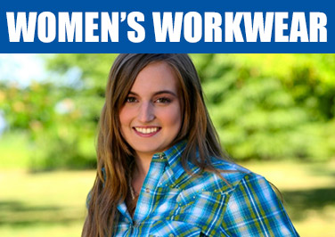 Women's Workweat at Blain's Farm & Fleet
