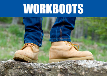 Workboots at Blain's Farm & Fleet
