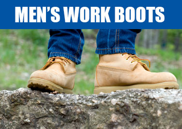 Men's Workboots at Blain's Farm & Fleet
