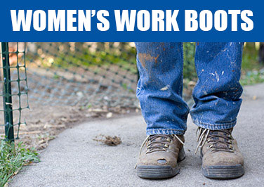 Women's Workboots at Blain's Farm & Fleet